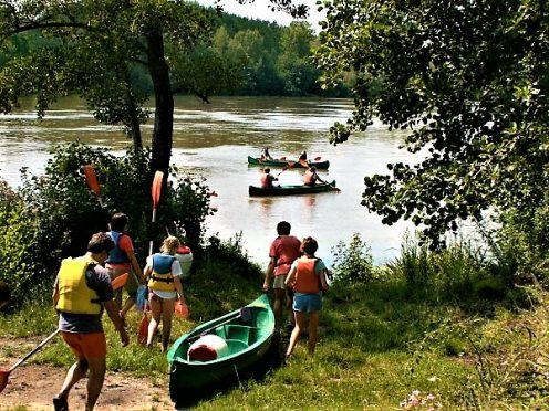 location de canoe, garonne, riviere, tarn