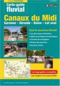Canalfriends Waterways Bookshop, Canaux du Midi Carto Guide fluvia