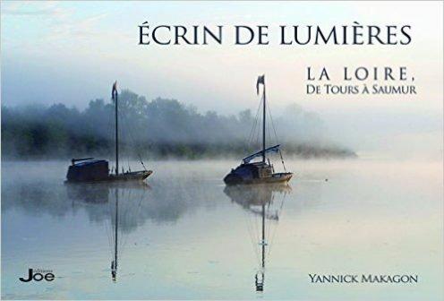 Ecrin de lumières la loire de Tours à Saumur