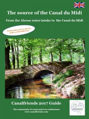 english guide, canal du Midi, accommodation, Riquet
