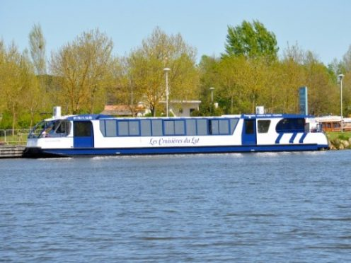 river and canal cruises
