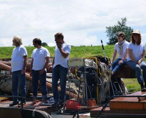 canalfriends.com equipe bateau