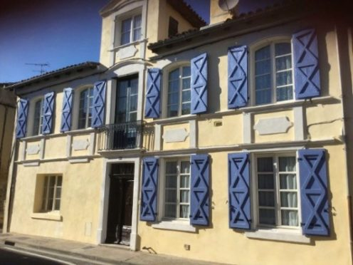 Ultreia Moissac canalfriends.com canal de garonne chemin de compostelle accommodation