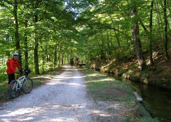 Canal du Midi Rigole de la Montagne Noire Canalfriends WE Decouverte