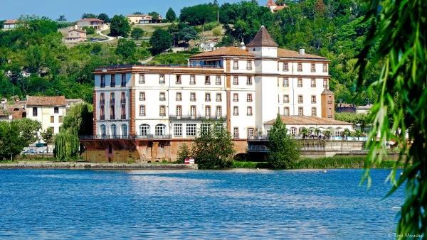 Hotel, canal de Garonne, canal des 2 mers, canal du Midi, Garonne, hébergements