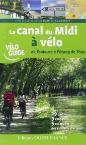 Canal du midi a velo, canalfriends waterway bookshop