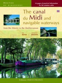 Canalfriends Waterways Bookshop, Canal midi navigable waterways