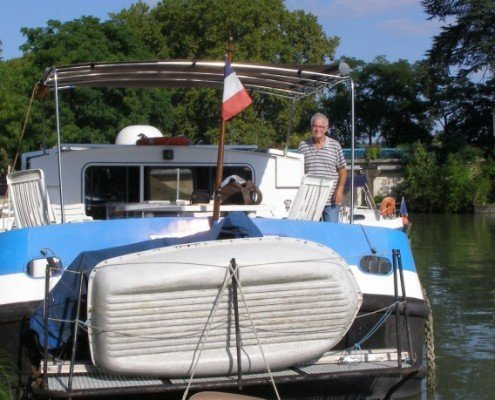 Canalfriends BoatSTOP 2015