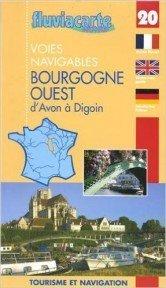 Voies navigables Bourgogne Ouest