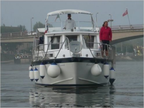 waterways to travel to france, canalfriends.com