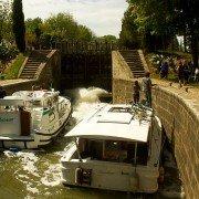 Canalfriends self drive boat hire, canal du midi, canal de garonne