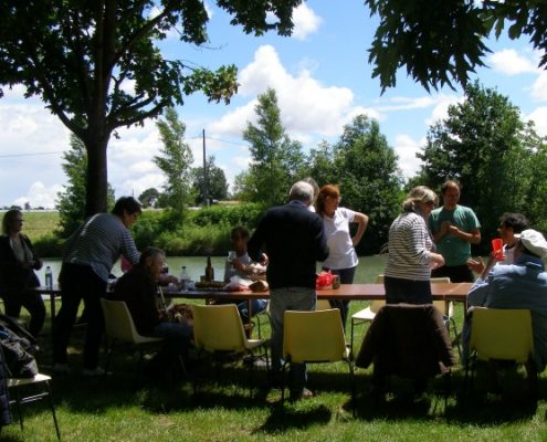 Canalfriends picnic