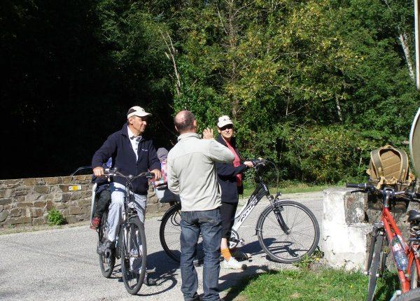 Rigole de la Montagne Noire du canal du Midi randonnées en vélo Canalfriends