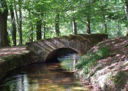 Rigole de la Montagne noire du Canal du Midi randonnée à vélo Canalfriends