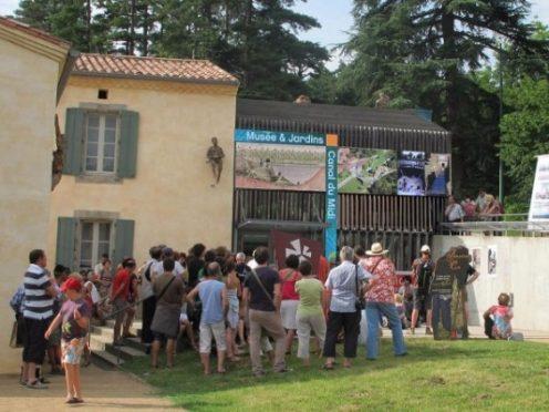 Musee canal du Midi Lac saint Ferreol rigoles revel canalfriends