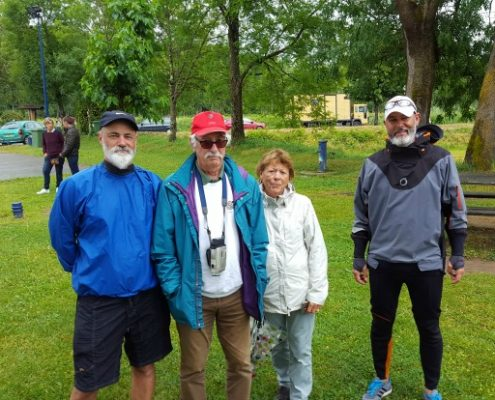 6 jours de Garonne Canalfriends Portets