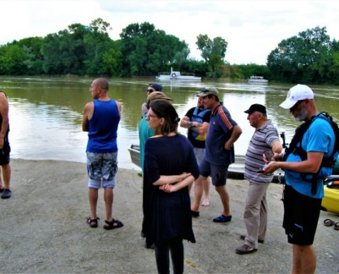 6 jours de Garonne Canalfriends Gens de Garonne 2