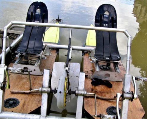 6 jours de Garonne Canalfriends sprint'eau 2