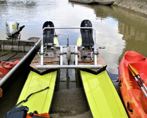 6 jours de Garonne Canalfriends sprint'eau