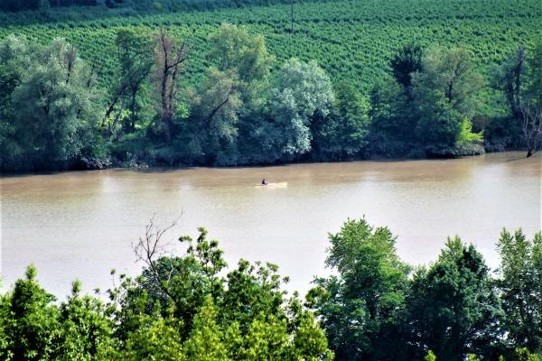 Canalfriends, 6 jours de Garonne La Cabane ds les vignes 2 pm