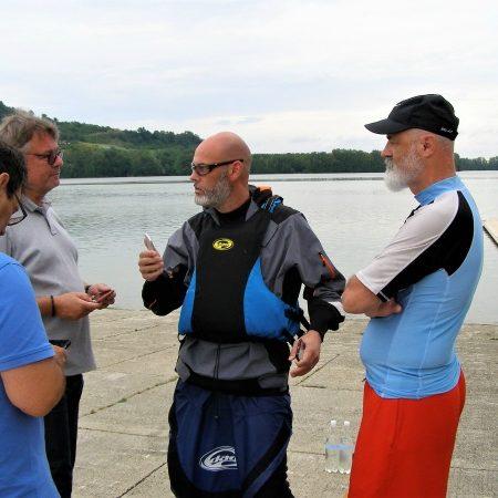 Canalfriends 6 jours de Garonne etape 1 Belleperche