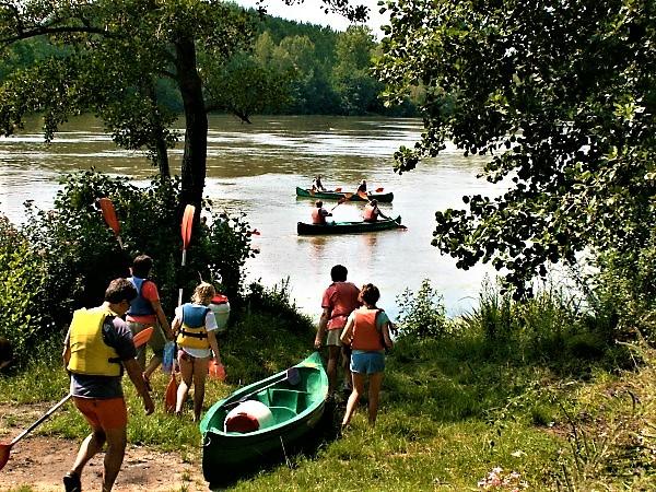 Canoe, Kayak, canalfriends.com