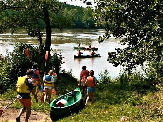 Canoeing, Canal du midi, garonne, canalfriends.com