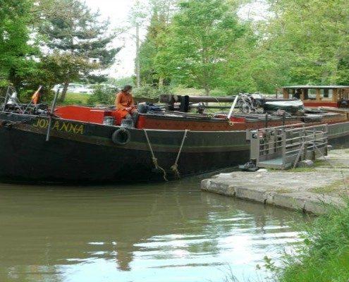 Canalfriends BoatStop, Canal du midi, garonne, canalfriends.com
