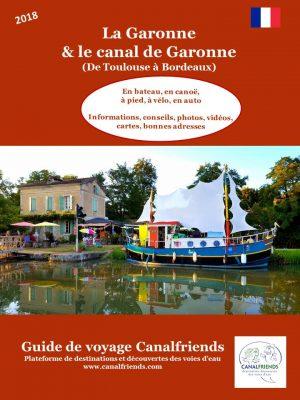 Guide canal de Garonne et Garonne , 2018 Canalfriends