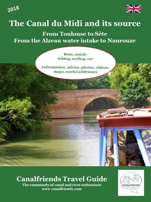 canal du midi; pierre paul riquet, accommodation, boat, cycling