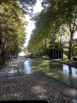 canal du Midi; PMR