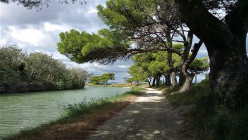 canal du Midi; PMR; Eau Defis; canalfriends