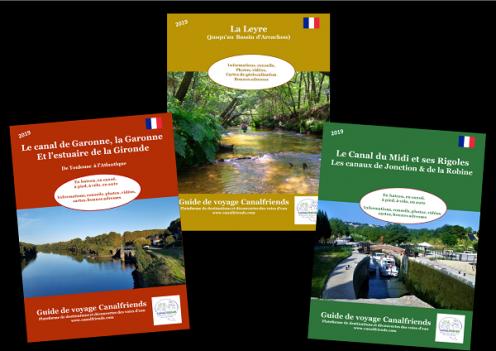 voyages; guides; gratuits; canal du midi; canal de garonne; canal des 2 mers; vélos; croisières; bateaux; navigation