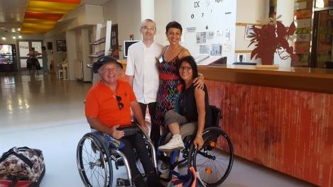 narbonne; chambre d hotes; tourisme et handicap